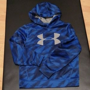 Sweater hoody under armour